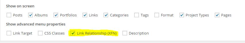 link-relationship