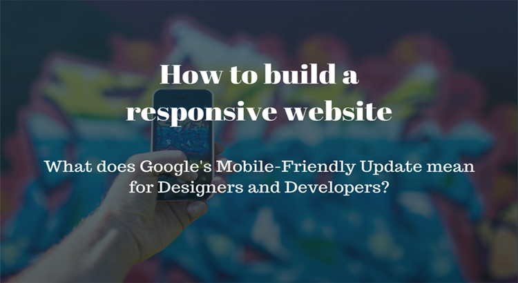 how to make responsive web design