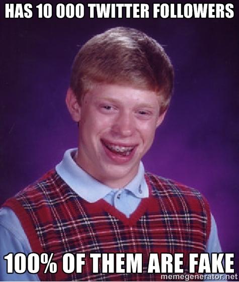 twitter followers meme