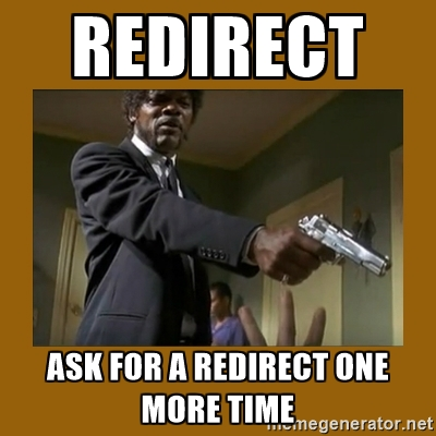 seo redirects