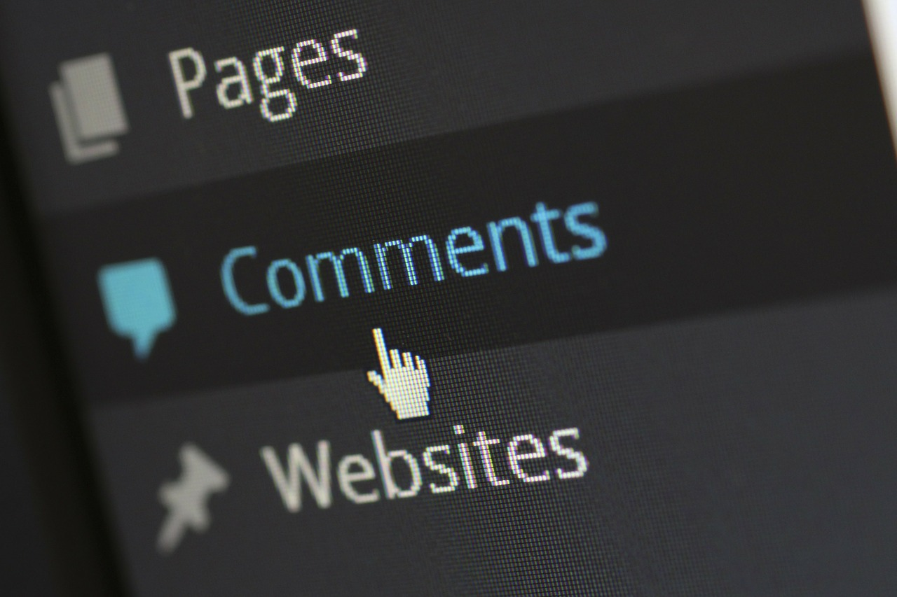 blog comments systems