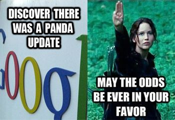 How to recover from a Google Panda Penalty