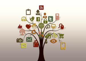 Social profiles in google knowledge graph