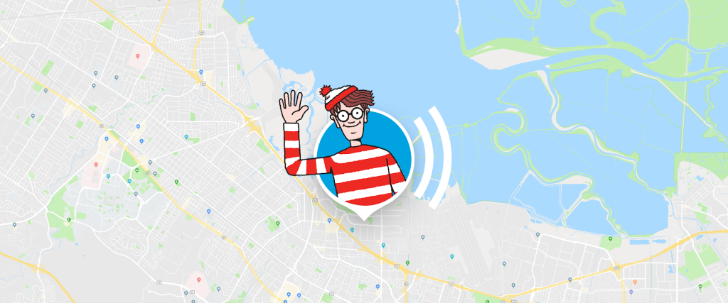 google maps wheres waldo